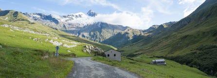 Ville des-glaciärer Fotografering för Bildbyråer
