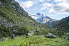 Ville des Glaciers Στοκ εικόνες με δικαίωμα ελεύθερης χρήσης
