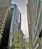 Ville des gratte-ciel de Philadelphie Images libres de droits