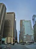 Ville des gratte-ciel de Philadelphie Image stock