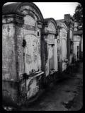 Ville des morts Photographie stock libre de droits