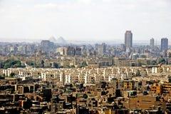 Ville du Caire Photos stock