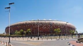Ville du football Photo stock
