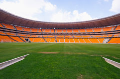 Ville du football, Johannesburg Photographie stock libre de droits