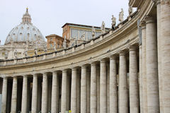 Ville du Vatican Photo stock