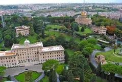 Ville du Vatican Photos stock