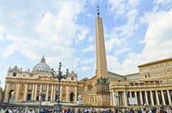 Ville du Vatican Photo stock