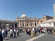 Ville du Vatican Photo libre de droits