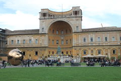 Ville du Vatican, Rome, Italie, Italie Photos stock