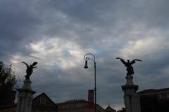 Ville du Vatican, Rome, Italie, Italie Photos libres de droits