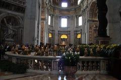 Ville du Vatican, Rome, Italie, Italie Images stock