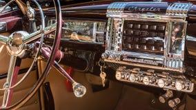 Ville 1948 et campagne de Chrysler Image libre de droits