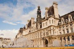 ville för de paris Arkivfoton