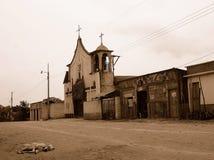 ville fantôme photographie stock