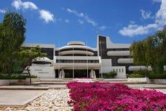 Ville hôtel d'Albufeira Photos libres de droits