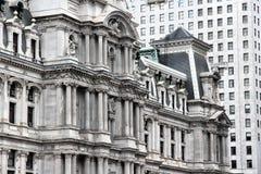 Ville hôtel de Philadelphie Photo stock
