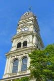Ville hôtel, le Massachusetts, Etats-Unis de Gloucester Images stock