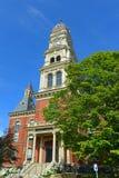 Ville hôtel, le Massachusetts, Etats-Unis de Gloucester Images libres de droits