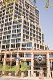 Ville hôtel neuve de Phoenix Arizona Photos stock