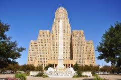 Ville hôtel, New York de Buffalo Photographie stock