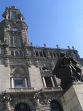 Ville hôtel - Porto Image libre de droits