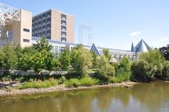 Ville hôtel à Ottawa Images libres de droits