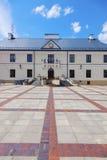 Ville hôtel dans Szczebrzeszyn image libre de droits