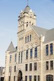 Ville hôtel - Davenport, Iowa Images libres de droits