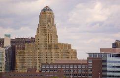Ville hôtel de Buffalo Photos stock