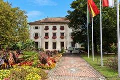 Ville hôtel de Genève Photo libre de droits