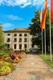 Ville hôtel de Genève Photos libres de droits