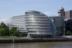 Ville hôtel de Londres Photo stock