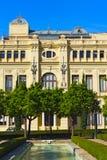Ville hôtel de Malaga images stock