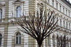 Ville hôtel de Novi Sad Photos stock