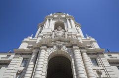 Ville hôtel de Pasadena Photographie stock libre de droits