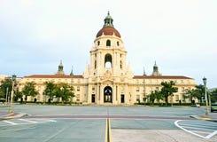 Ville hôtel de Pasadena Image libre de droits