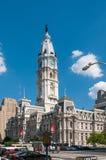 Ville hôtel de Philadelphie Photo libre de droits