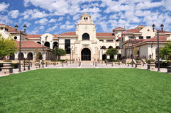 Ville hôtel de Temecula Images libres de droits