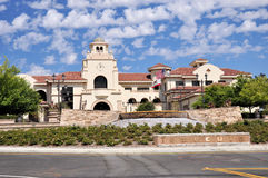 Ville hôtel de Temecula Photo stock