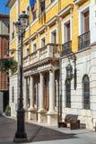 Ville hôtel de Teruel Images libres de droits