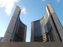 Ville hôtel de Toronto Photos libres de droits