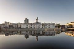 Ville hôtel, liège, Irlande Images stock