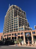 Ville hôtel, Phoenix, AZ Images stock