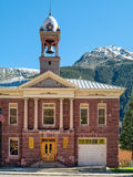 Ville hôtel, Silverton, le Colorado Photo stock