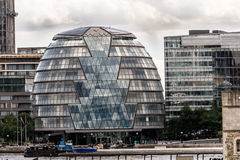 Ville Hall London Image libre de droits
