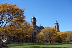 Ville Harlem bronx de New York Etats-Unis d'église photo libre de droits