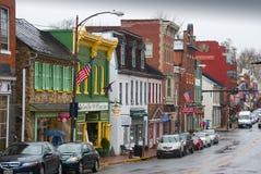 Leesburg, la Virginie photos stock