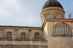 Ville historique, Dubrovnik Photographie stock libre de droits