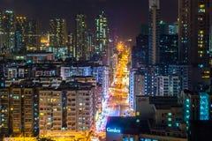 Ville Hong Kong Photo stock