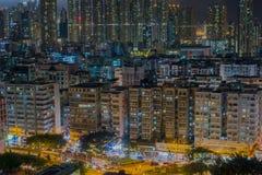 Ville Hong Kong Image libre de droits